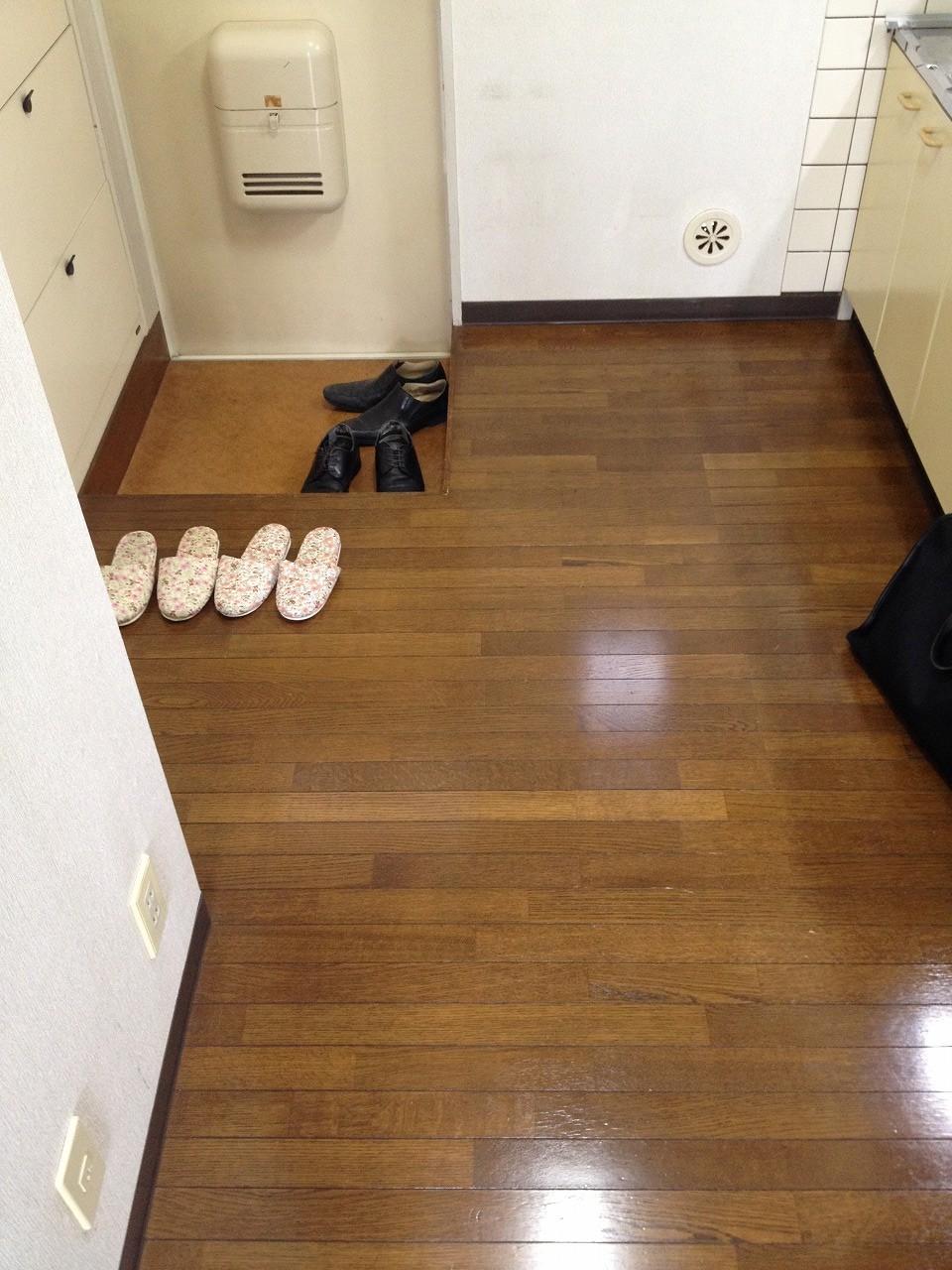 before廊下